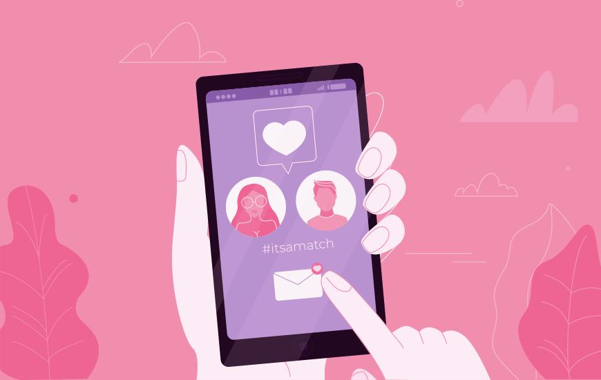 Online dating app Fetisch därefter