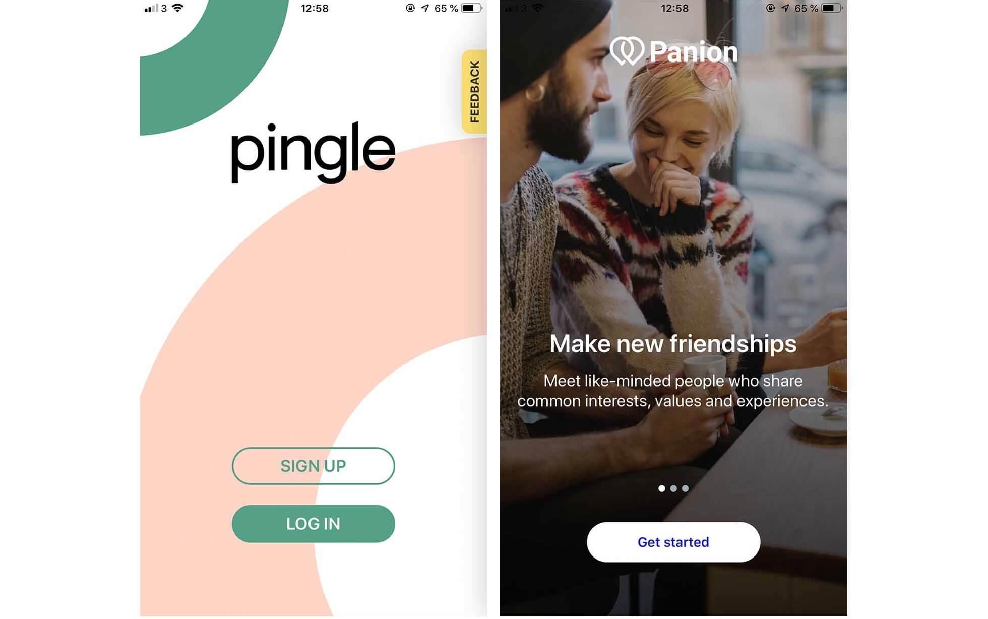 Chatt app träffa flickvänner tack date