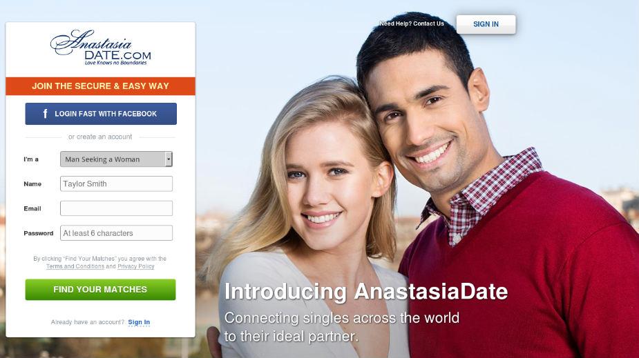 Dating på sociala nätverk med börja