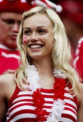 Dating danish blond 2 timmar dateras