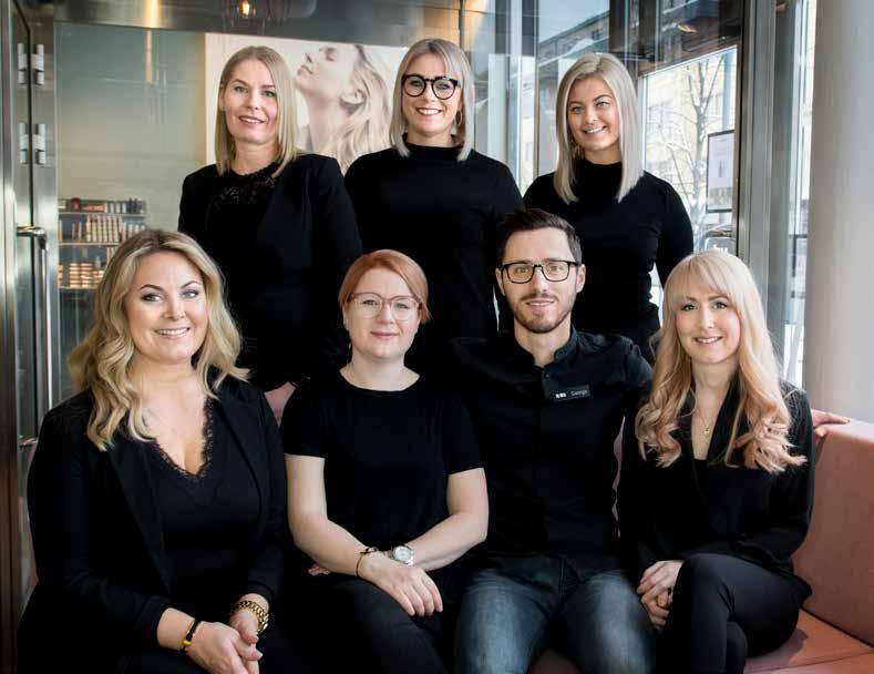 Ensamstående kvinnor autistisk salong katalog