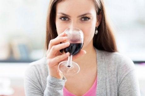 Stimulantia kompatibilitet dricka vin psykologiska